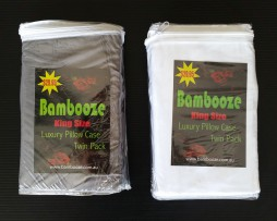 Bamboo Pillows Queen | Amaze Products