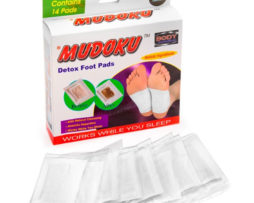 Mudoku Detox Foot Pads |Amaze Products